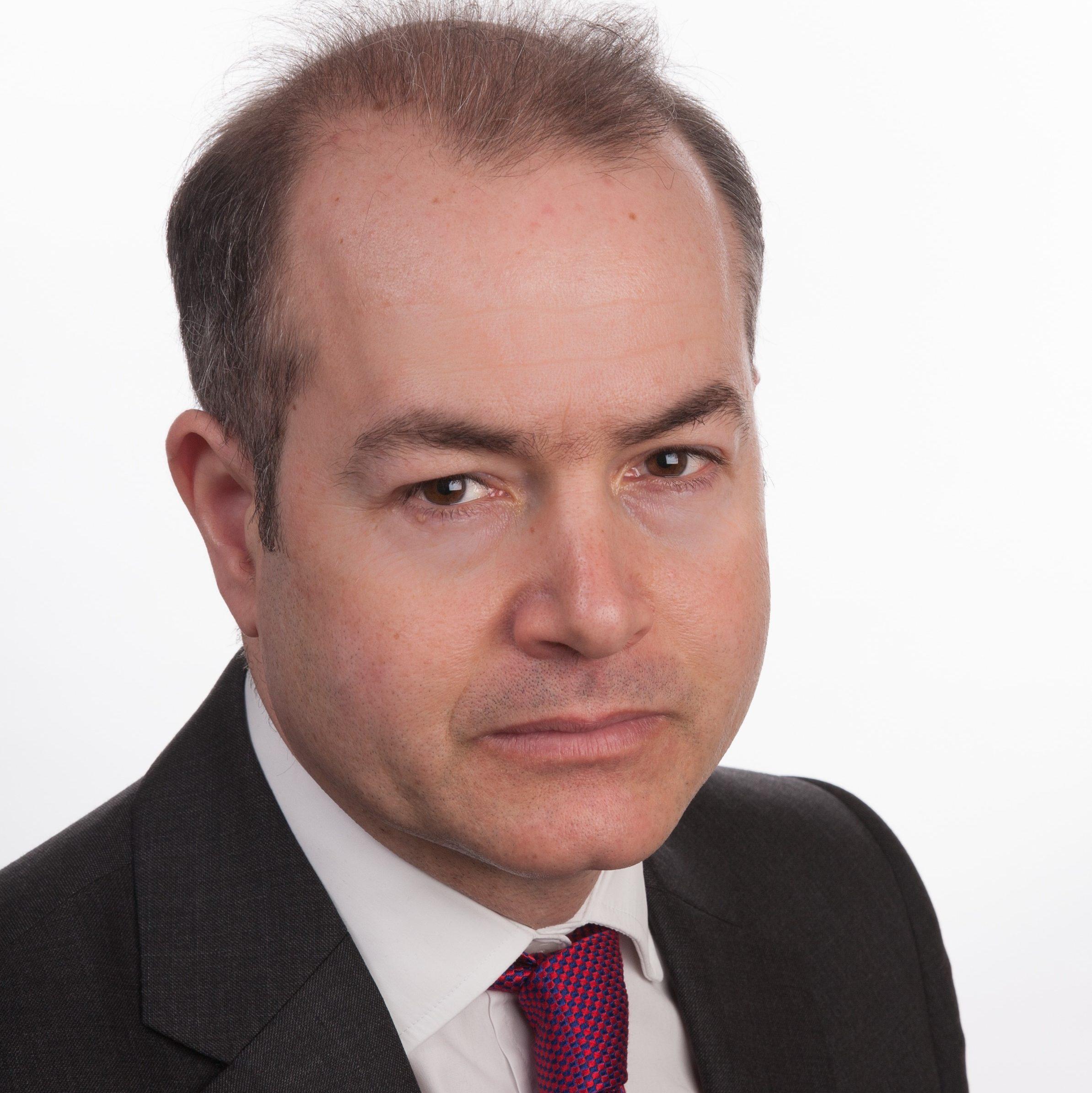 Michael Barron Profile Image